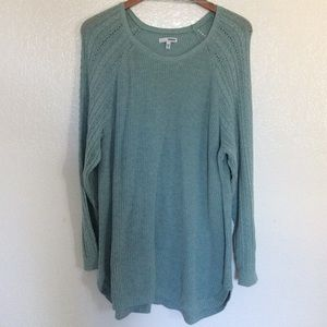 Knit Sweater 2x